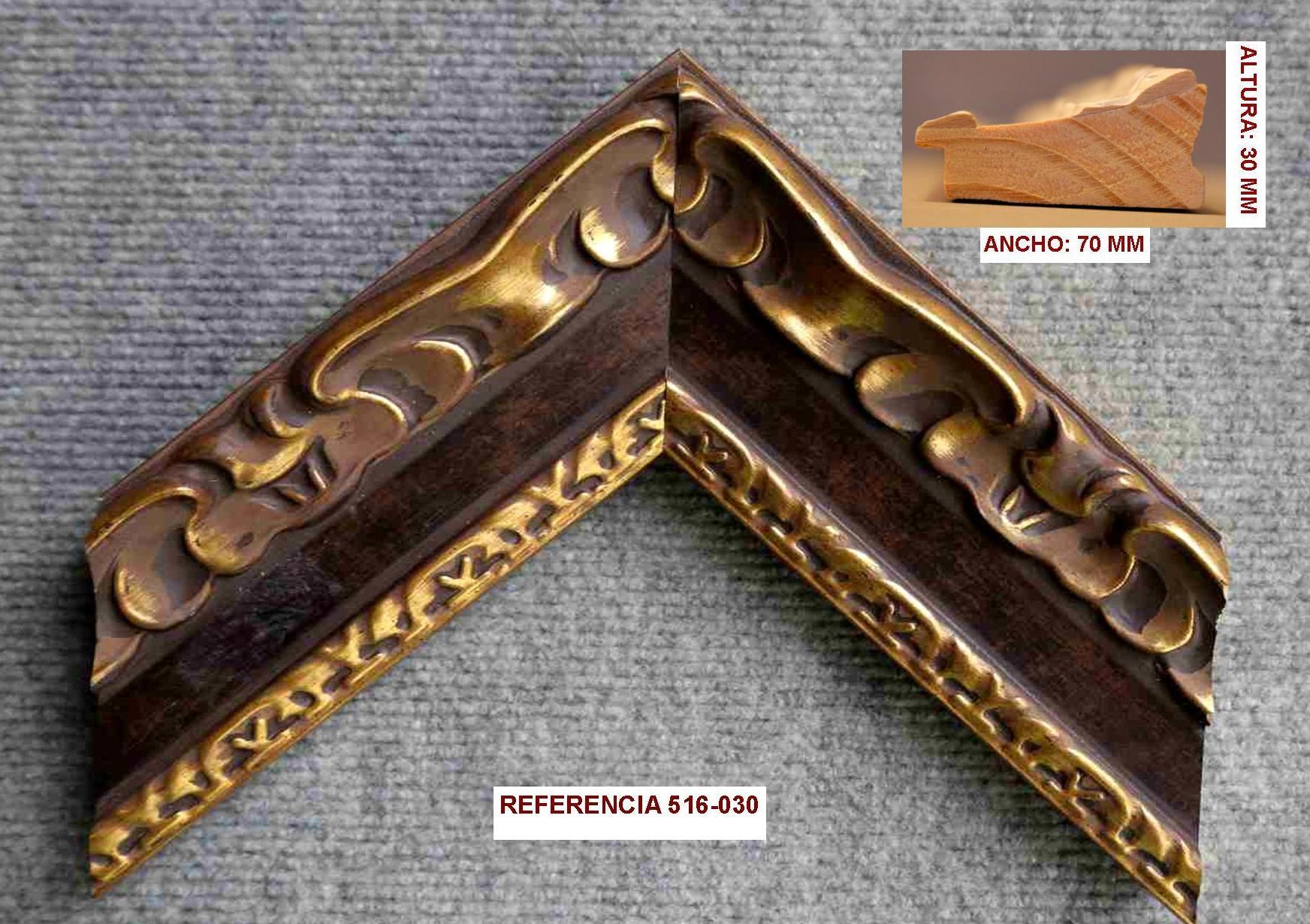 REF 516-030: Muestrario de Moldusevilla