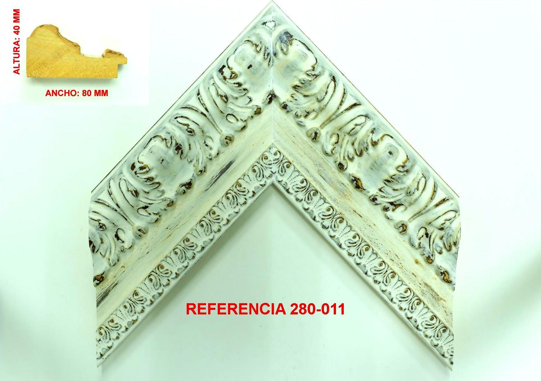 REF 280-011: Muestrario of Moldusevilla
