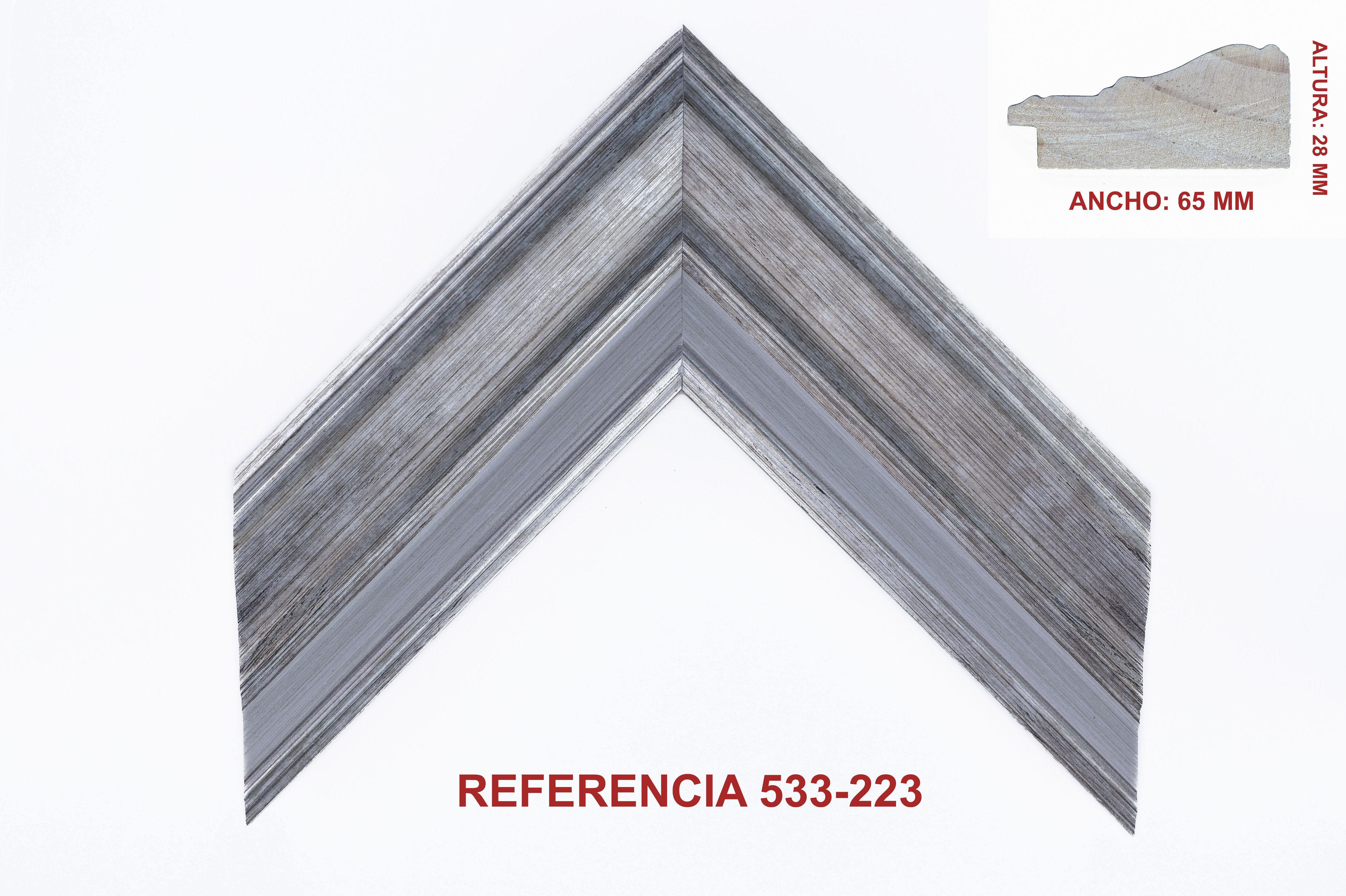 REF 533-223: Muestrario de Moldusevilla