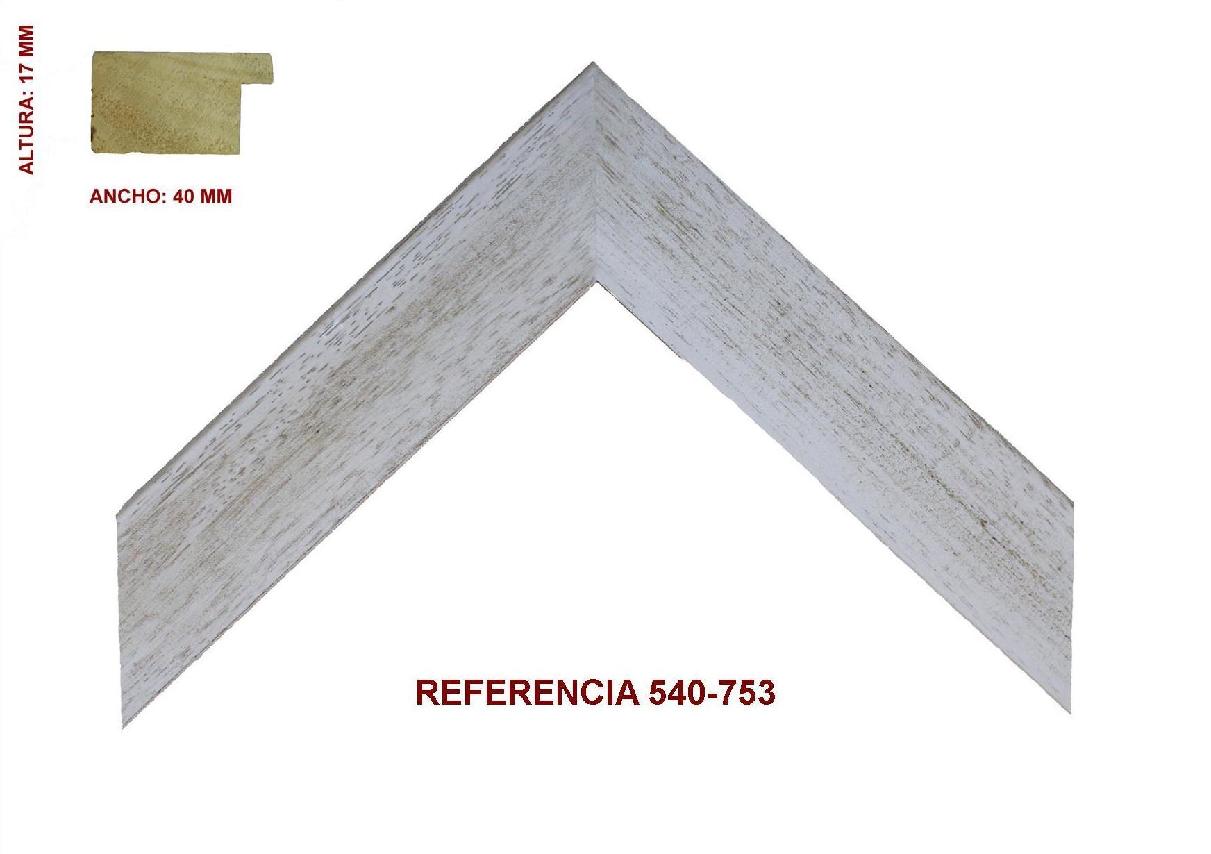 REF 540-753: Muestrario de Moldusevilla