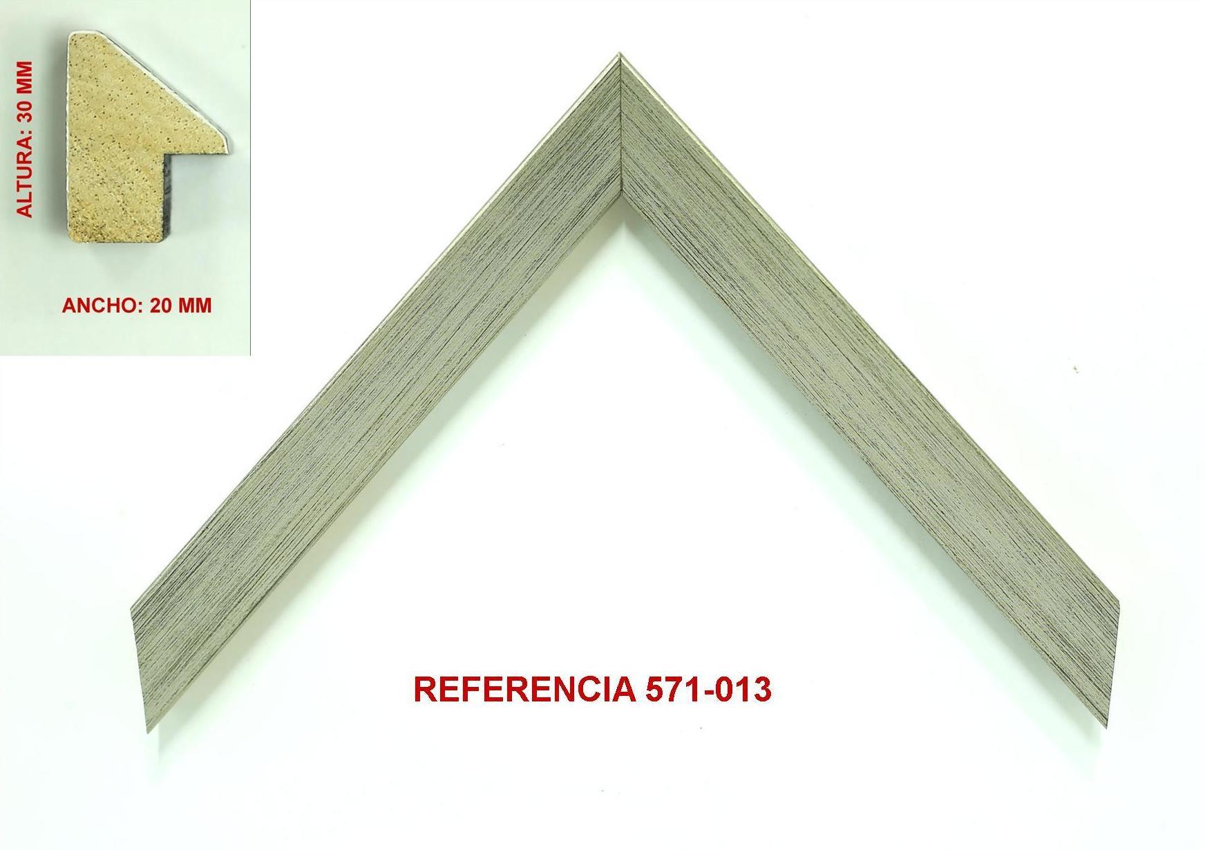REF 571-013: Muestrario de Moldusevilla