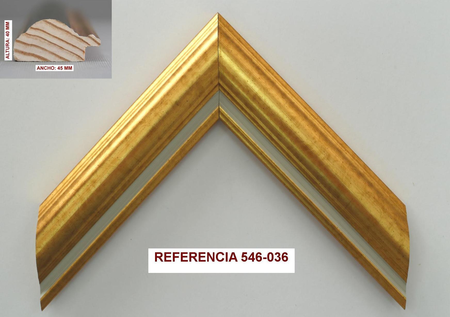 REF 546-036: Muestrario de Moldusevilla