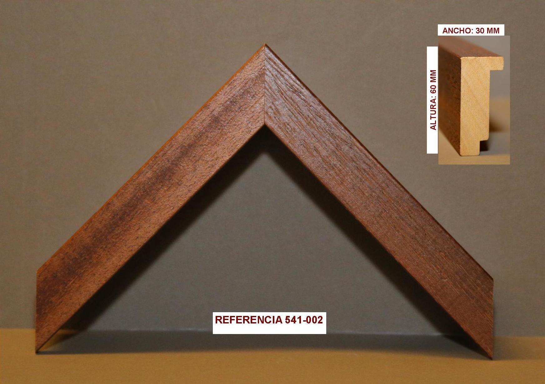 REF 541-002: Muestrario de Moldusevilla