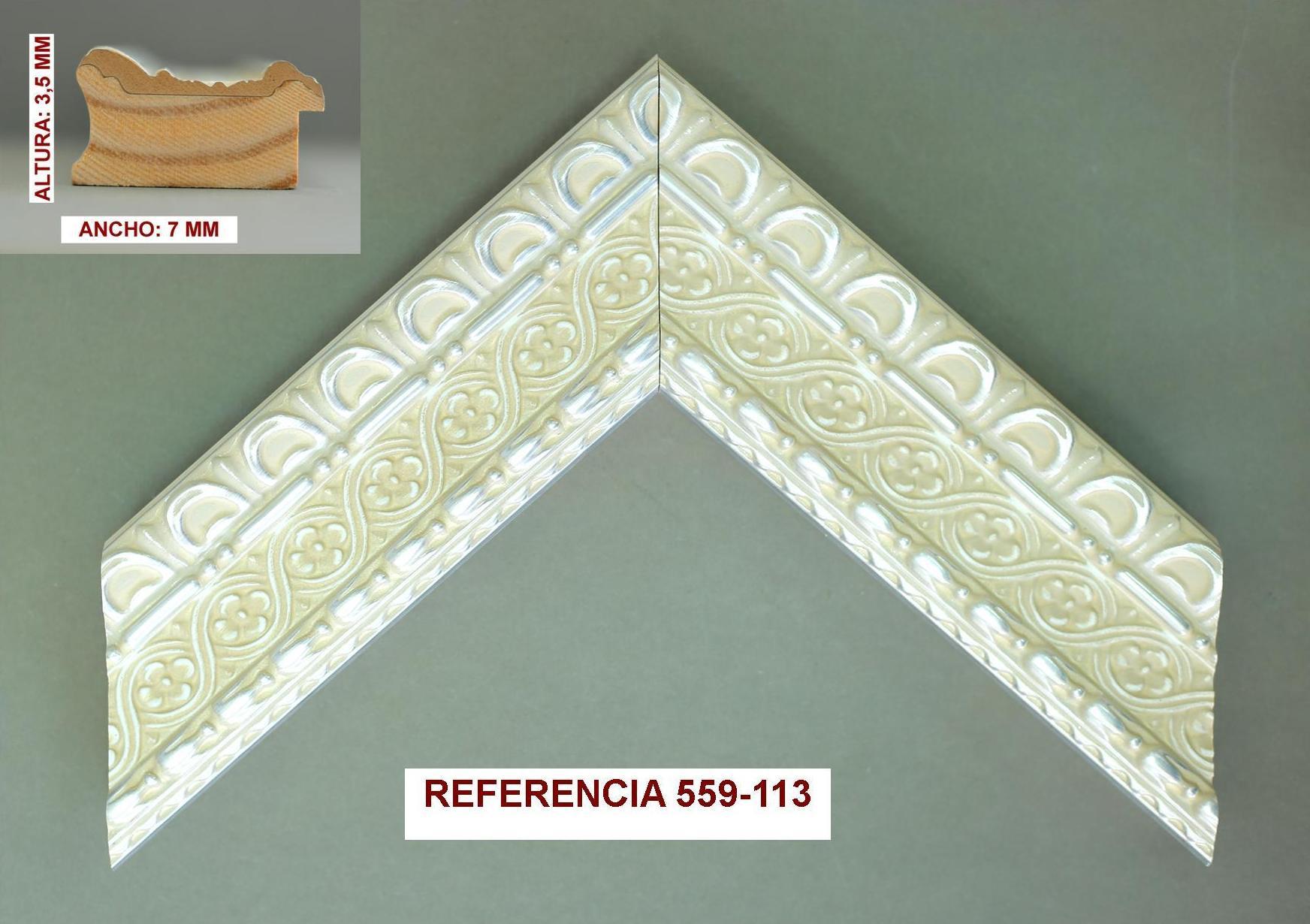 REF 559-113: Muestrario de Moldusevilla