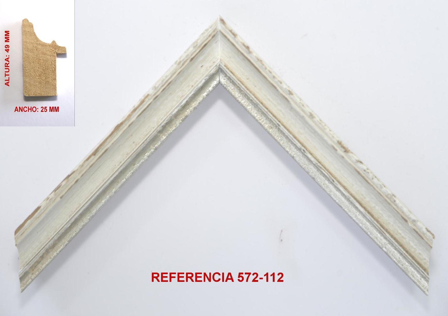 REF 572-112: Muestrario de Moldusevilla