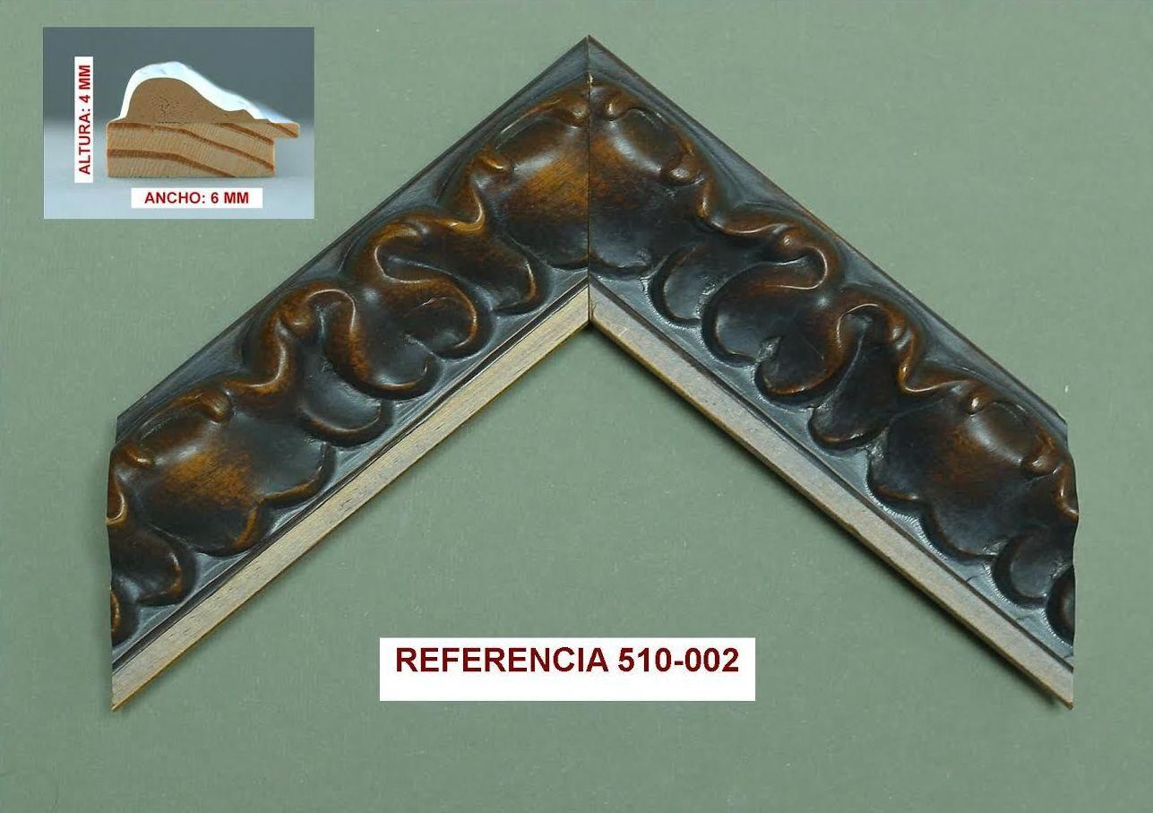 REF 510-002 : Muestrario de Moldusevilla