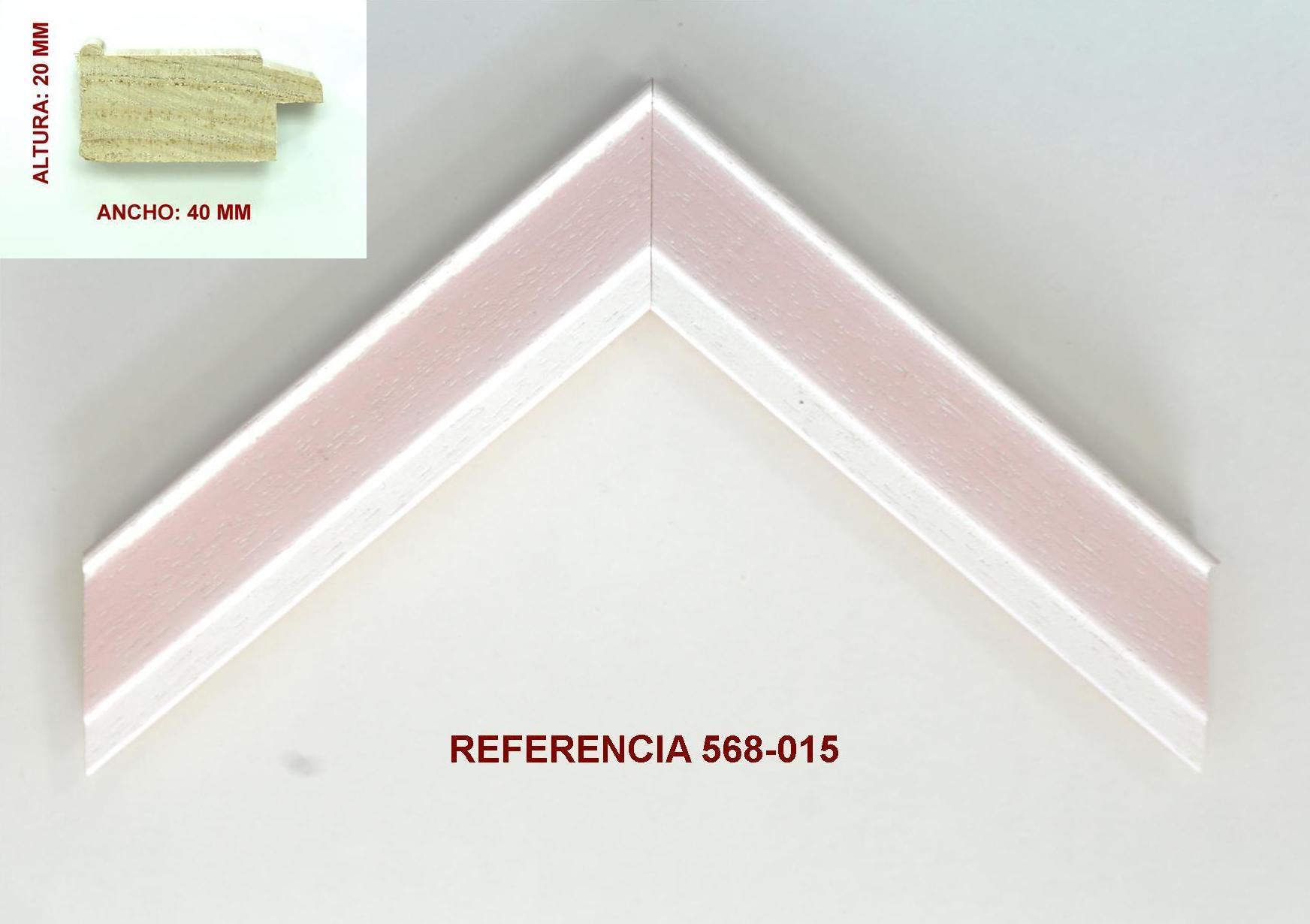 REF 568-015: Muestrario de Moldusevilla