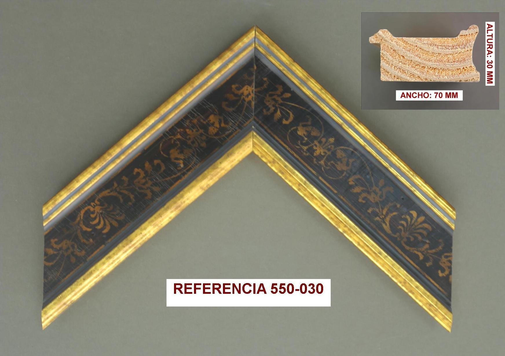 REF 550-030: Muestrario de Moldusevilla