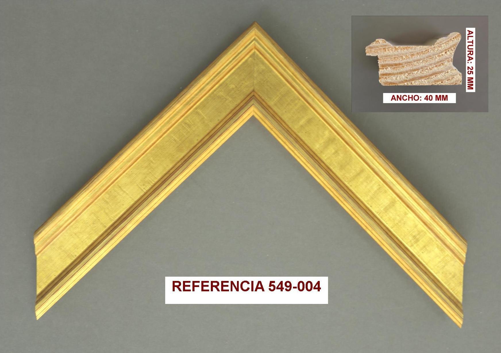 REF 549-004: Muestrario de Moldusevilla
