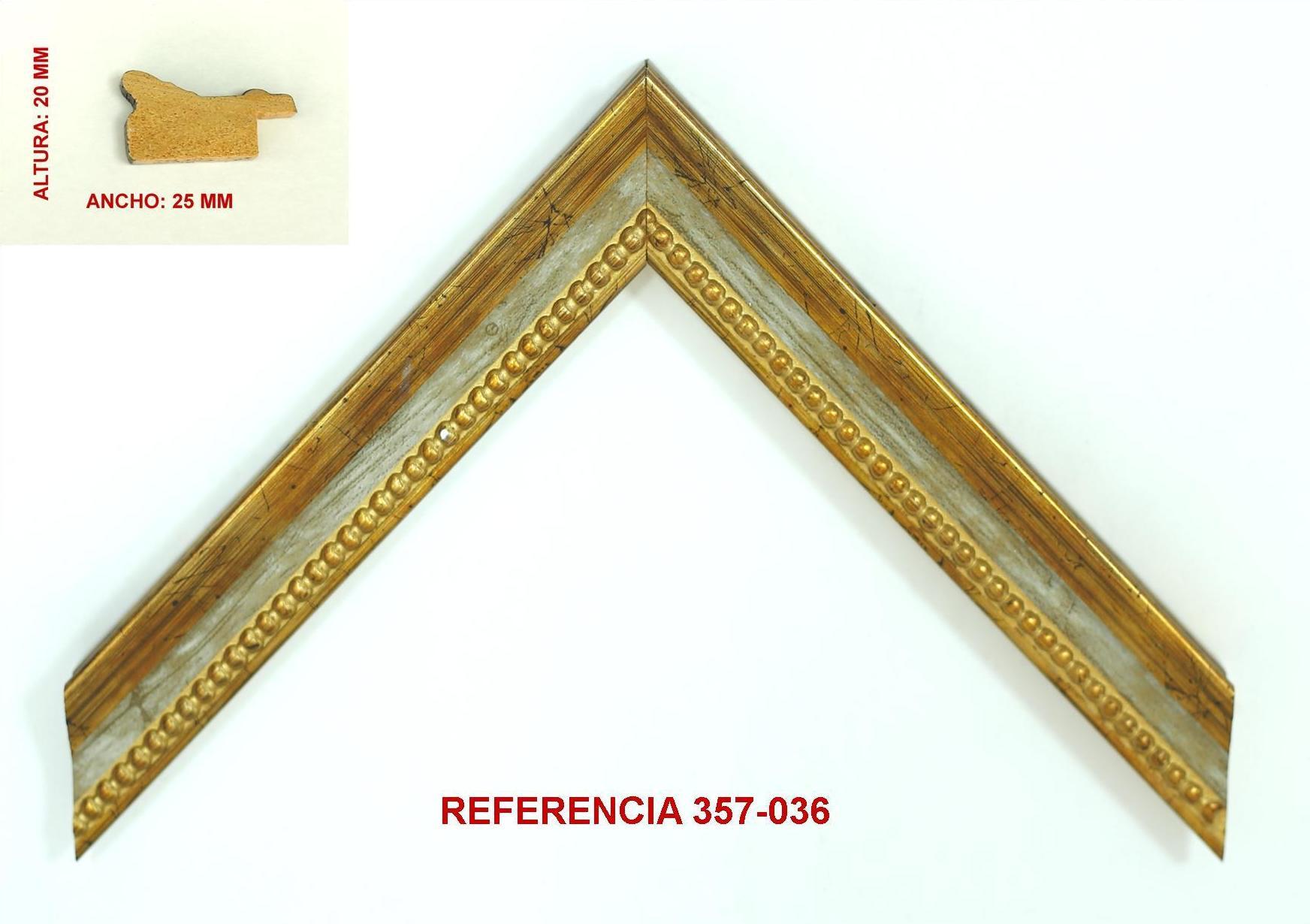 REF 357-036: Muestrario de Moldusevilla