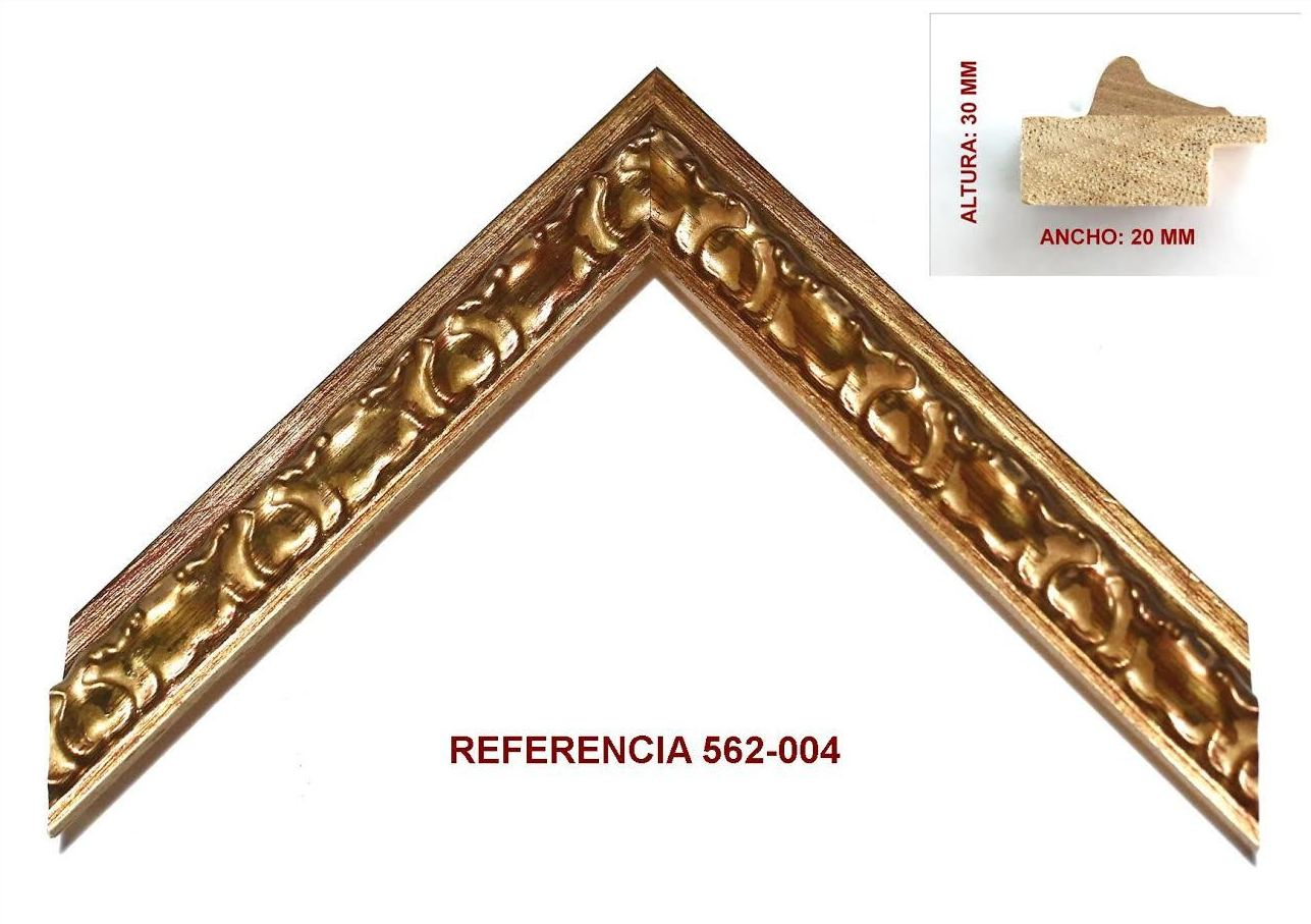 REF 562-004 : Muestrario de Moldusevilla