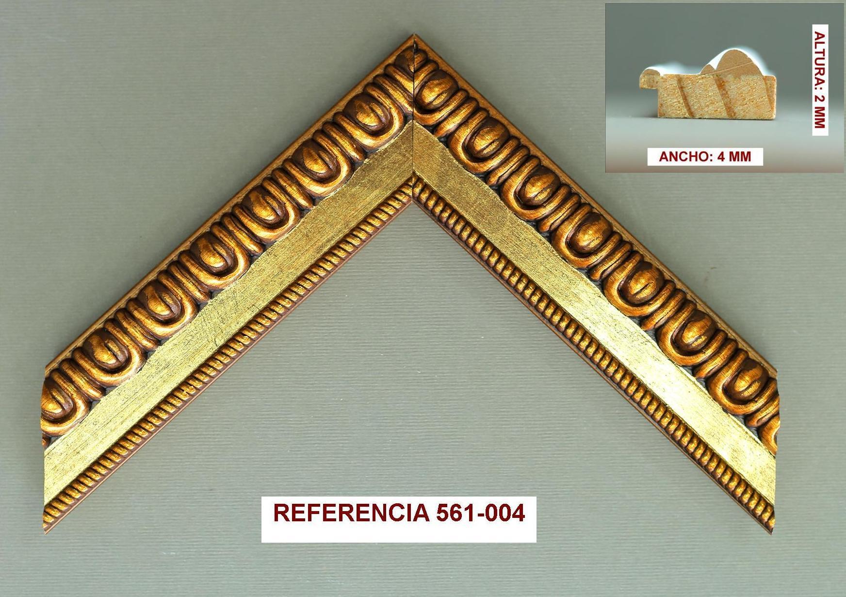 REF 561-004: Muestrario de Moldusevilla
