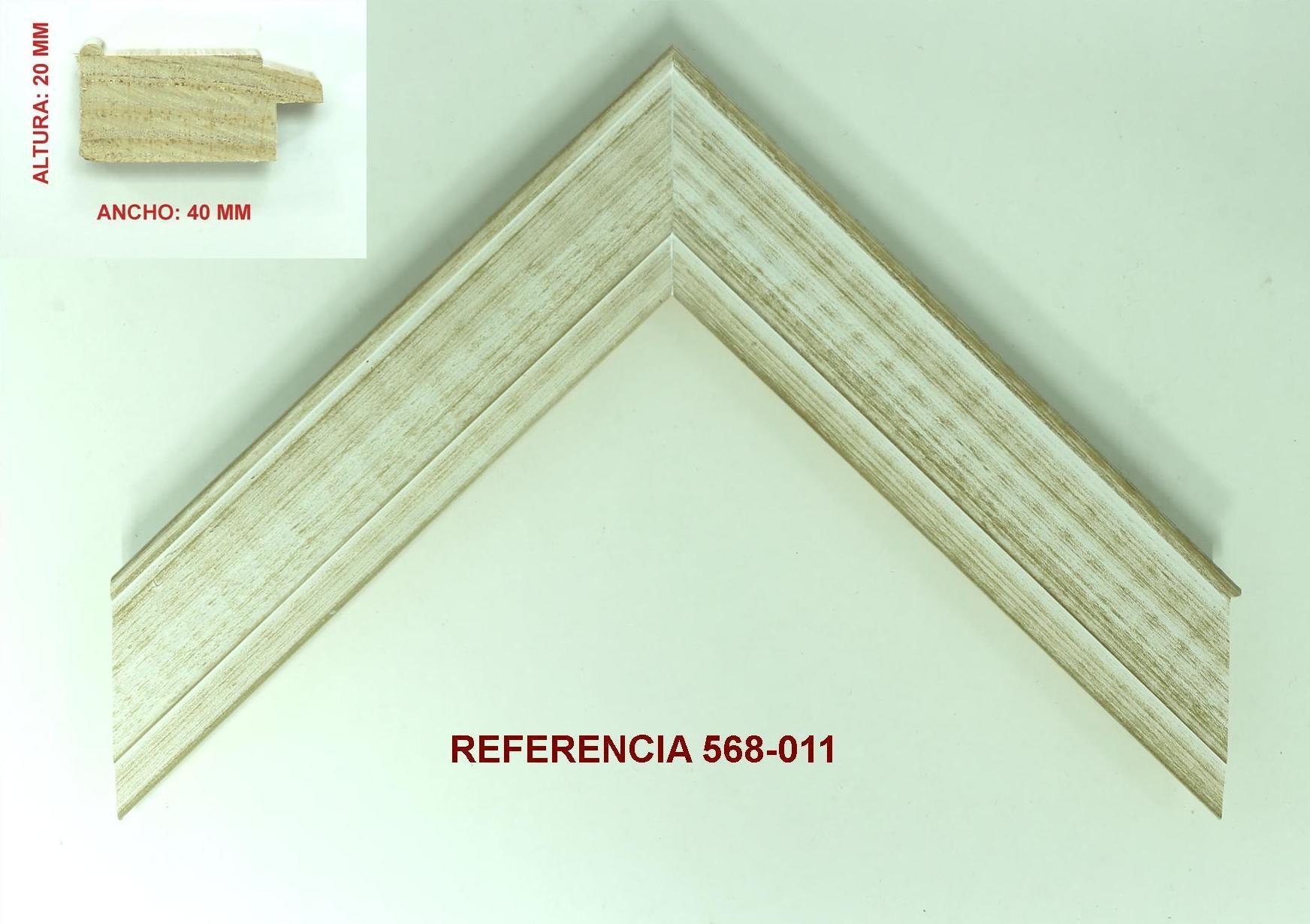 REF 568-011: Muestrario de Moldusevilla