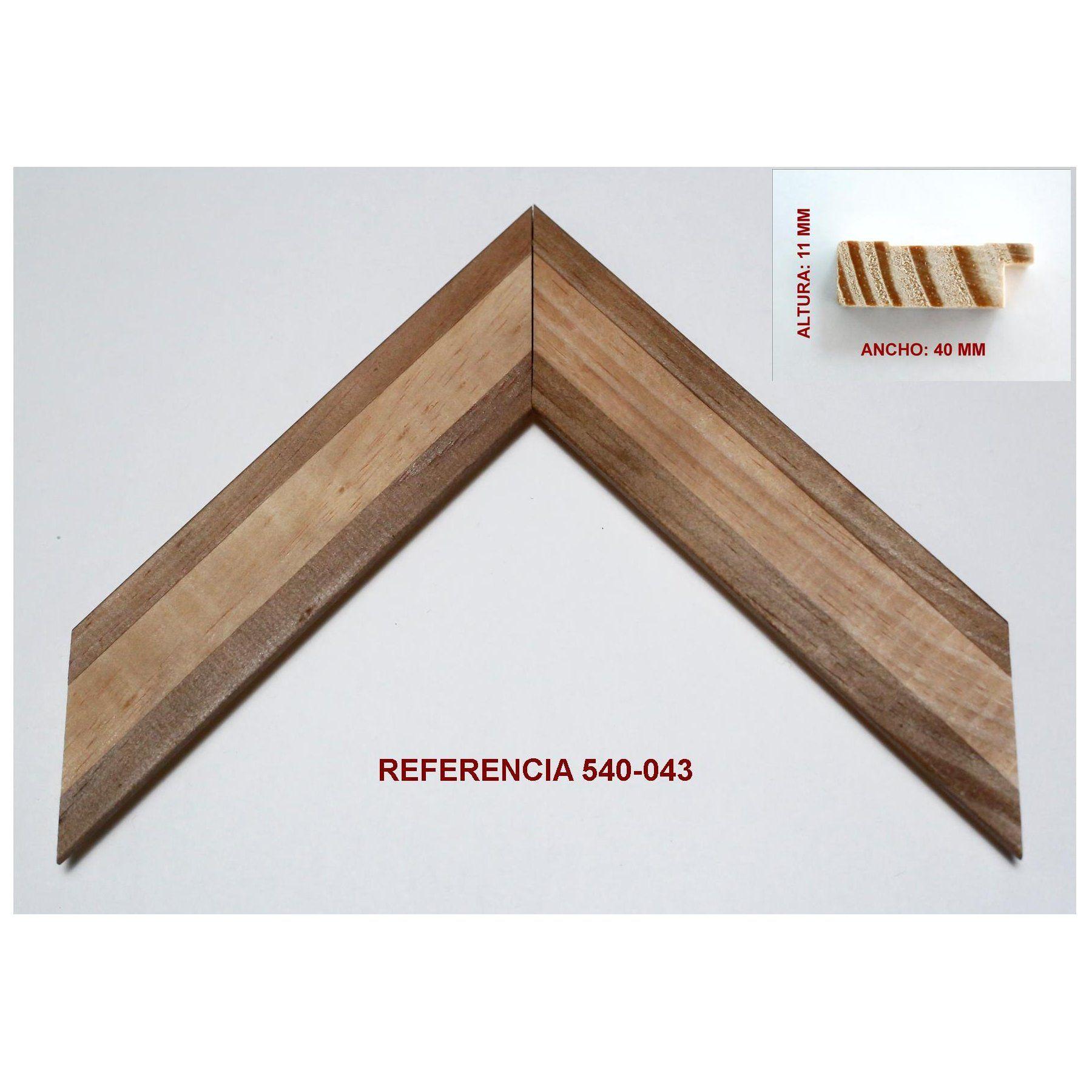 REFERENCIA 540-043: Muestrario de Moldusevilla