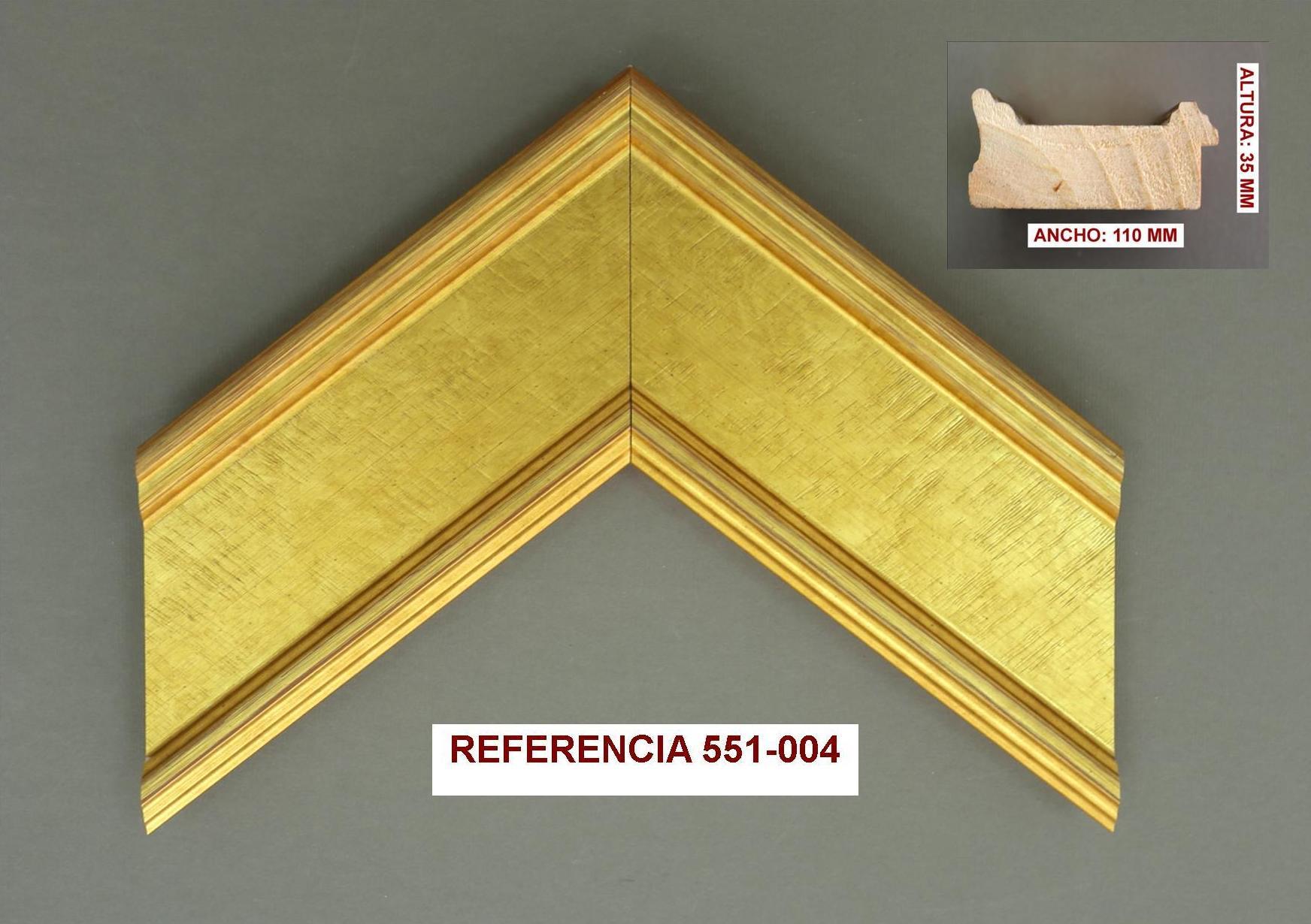 REF 551-004: Muestrario de Moldusevilla