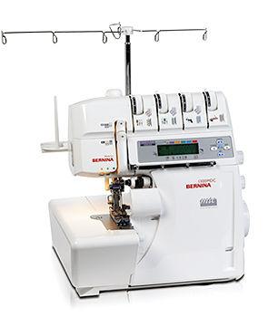Máquina de coser Overlock-Recubridora Bernina 1300 MDA overlock + recubridora
