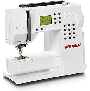 Maquina de coser Bernina tradicional activa 215