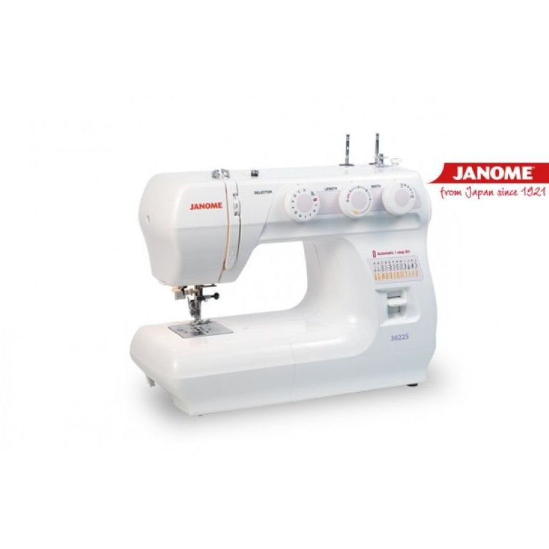 Janome 3622S mecánica