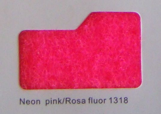 Cinta de cierre Velcro-Veraco 25mm Rosa fluor 1316 (Rizo).