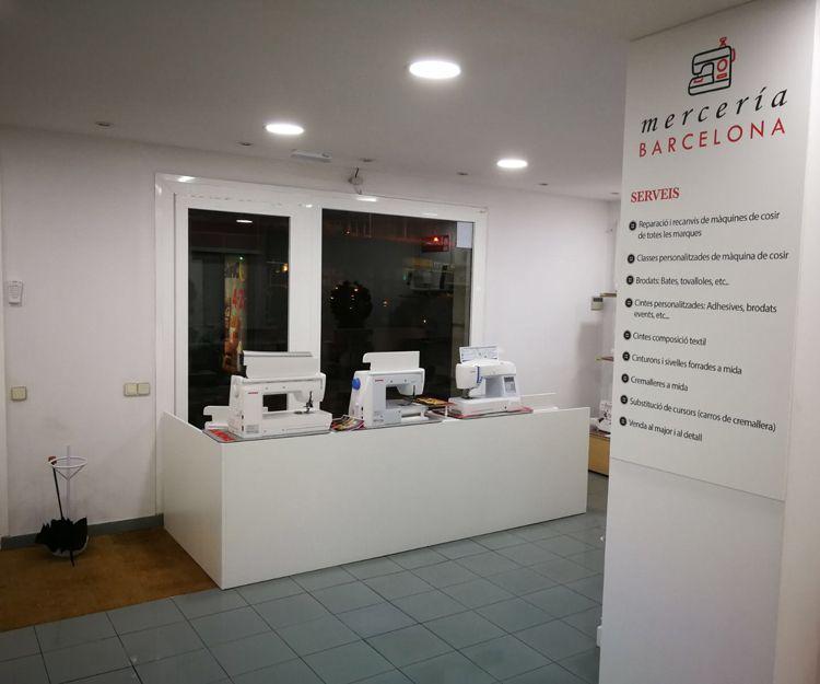 Reparación de máquinas de coser Janome en Barcelona