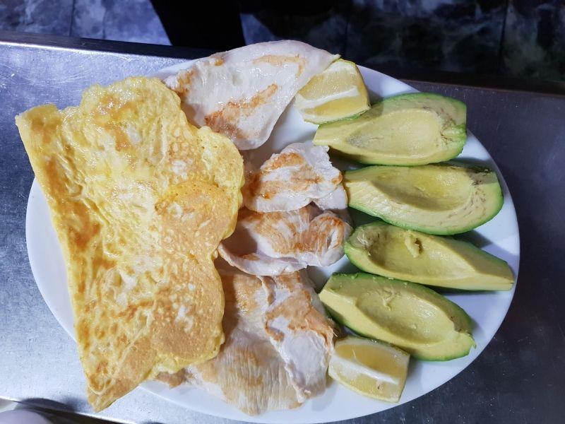 Comida sana en San Cristóbal de La Laguna