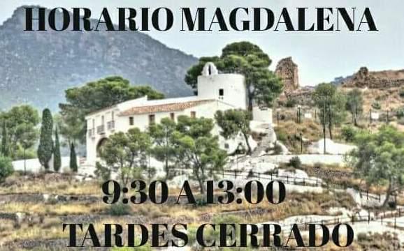 Nuestro horario Magdalena 2017