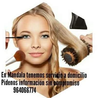 Servicio a domicilio: servicios y productos de MANDALA Tu Centro De Belleza