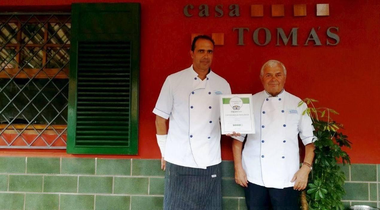 Foto 2 de Cocina canaria en Tegueste | Restaurante - Bodegón Casa Tomás