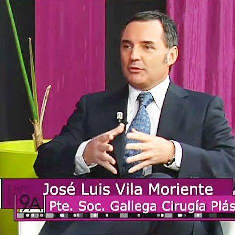 DR. VILA MORIENTE. CIRUJANO PLASTICO. SANTIAGO. A CORUÑA. ENTREVISTA TELEVISION_2.