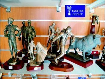 Foto 2 de Trofeos y Objetos conmemorativos en Getafe | Trofeos Getafe