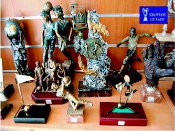 Foto 3 de Trofeos y Objetos conmemorativos en Getafe | Trofeos Getafe