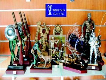 Foto 4 de Trofeos y Objetos conmemorativos en Getafe | Trofeos Getafe