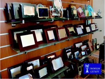 Foto 5 de Trofeos y Objetos conmemorativos en Getafe | Trofeos Getafe