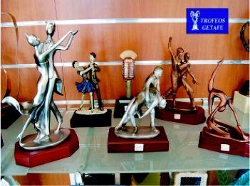 Foto 13 de Trofeos y Objetos conmemorativos en Getafe | Trofeos Getafe