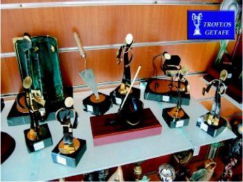 Foto 8 de Trofeos y Objetos conmemorativos en Getafe | Trofeos Getafe