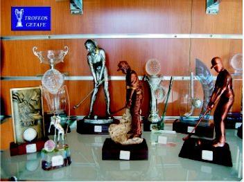 Foto 9 de Trofeos y Objetos conmemorativos en Getafe | Trofeos Getafe