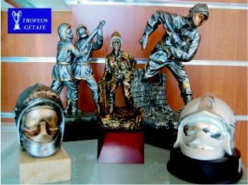 Foto 10 de Trofeos y Objetos conmemorativos en Getafe | Trofeos Getafe