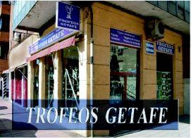 Foto 1 de Trofeos y Objetos conmemorativos en Getafe   Trofeos Getafe