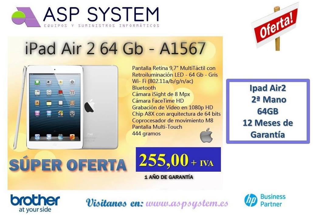 Foto 3 de Informática (alquiler de equipos) en Alcalá de Henares   ASP System, S.L.