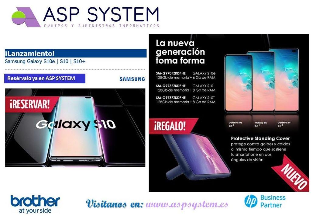 Foto 5 de Informática (alquiler de equipos) en Alcalá de Henares | ASP System, S.L.