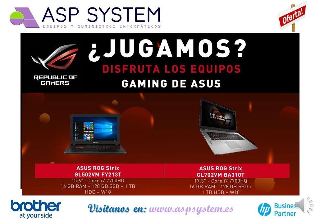 Foto 7 de Informática (alquiler de equipos) en Alcalá de Henares | ASP System, S.L.