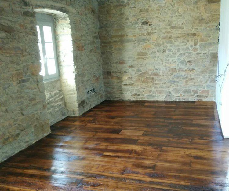 Empresa de restauración de suelos de madera en Gijón
