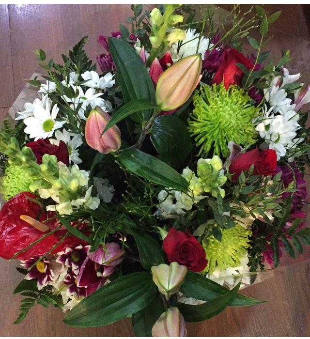 Flores a domicilio en Leganés