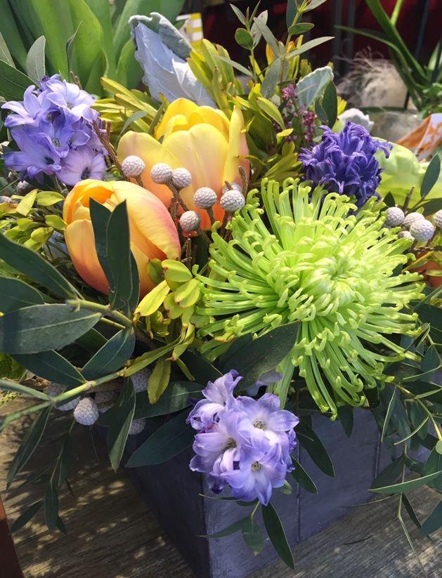 Ramos de flores en Leganés