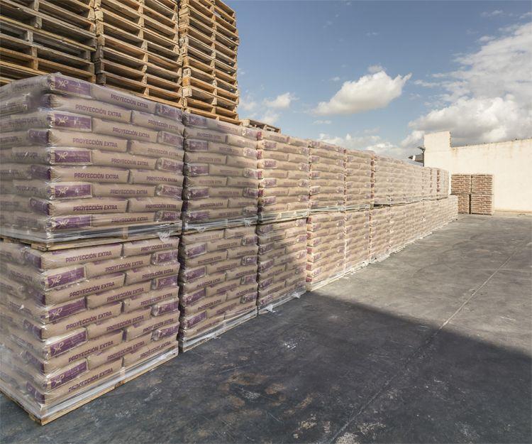 Fabricación de masilla y yeso en Murcia