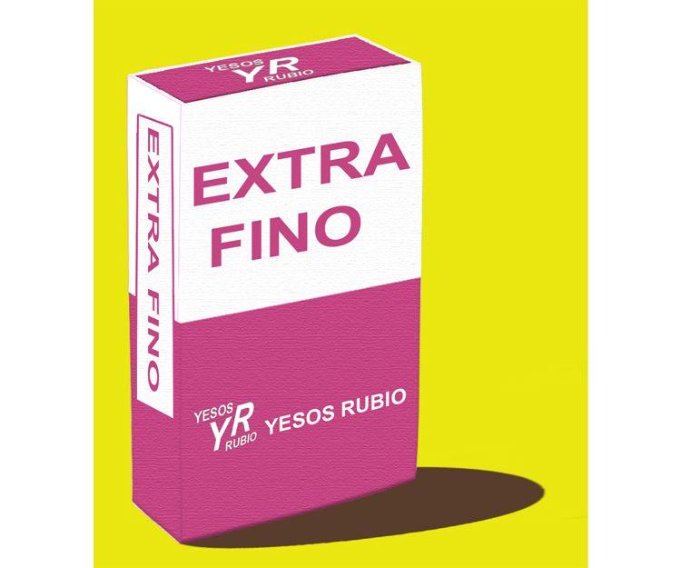 Yeso Extra Fino