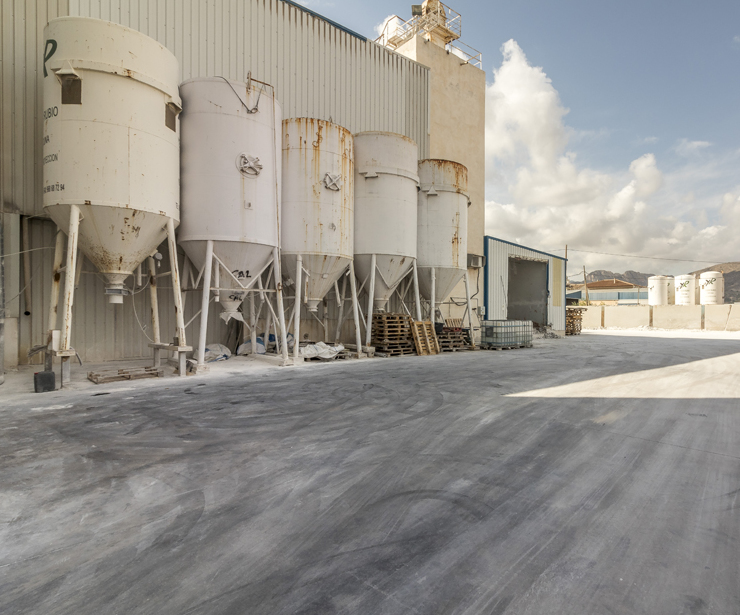 Servicio de fabricación de yeso en Murcia