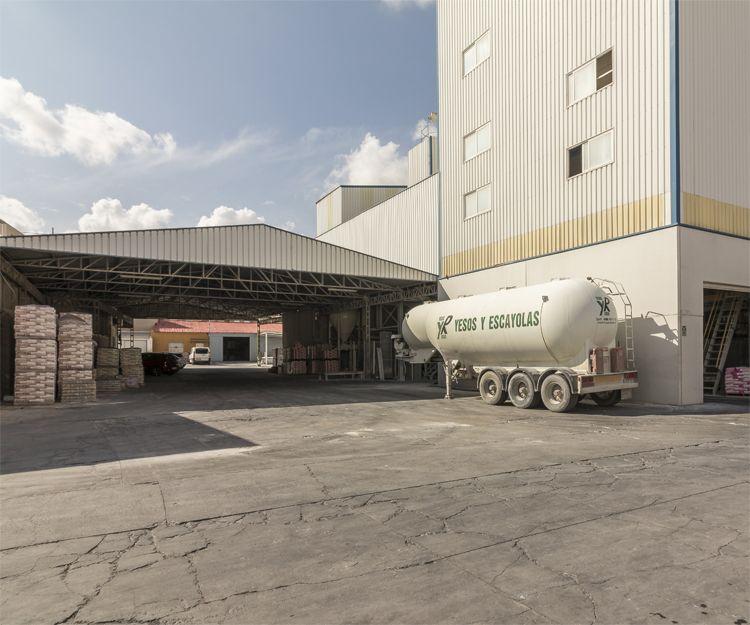 Empresa de fabricación de yeso en Murcia