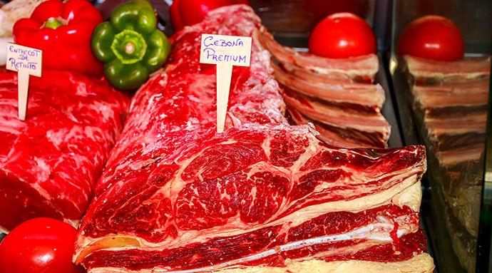 Carnes a la brasa: Restaurante Pizzería de Pizzería Restaurante Cristóbal