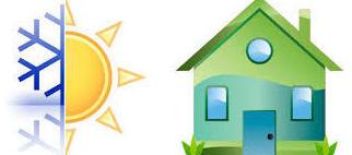 calor y frío a muy bajo consumo. energía verde